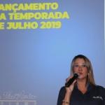 Viviane Fernandes anunciou todas as novidades da temporada de julho