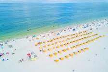 Visit Florida permite que turistas visitem praias da Flórida sem sair de casa