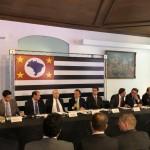 Anúncio da redução do ICMS sobre o combustível de avição no estado de São Paulo aconteceu em fevereiro, no Palácio dos Bandeirantes