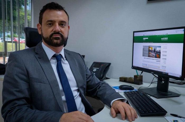 Leônidas José de Oliveira é o novo Diretor de Gestão Interna da Embratur