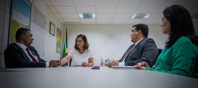 Reunião Embratur e Secretaria de Turismo de Paraíba