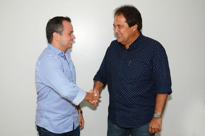 Daniel Santos e José Alves