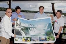 Panamá analisa a possibilidade de voo direto entre capital e Foz do Iguaçu
