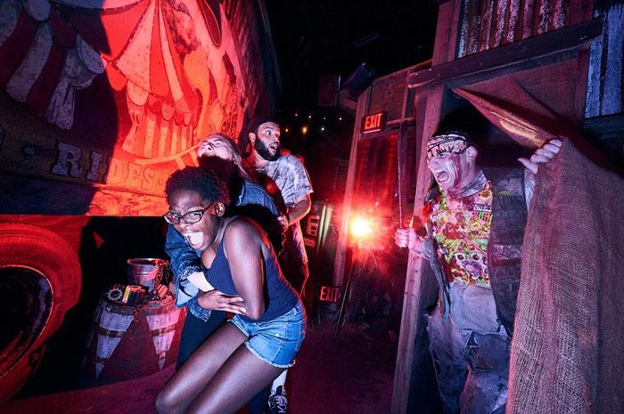 O principal evento de Halloween do mundo retorna em 06 de setembro, quebrando o recorde com 41 noites