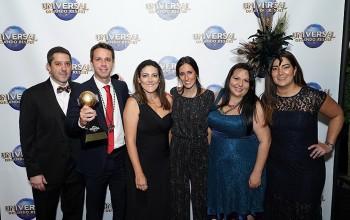 Universal Orlando premia parceiros globais no 3º Universal Partner Awards