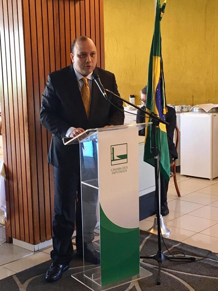 Alberto Cestrone, presidente da Resorts Brasil
