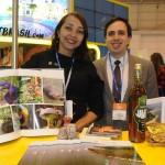 Ana Paula Machado e André Dias, do Pará