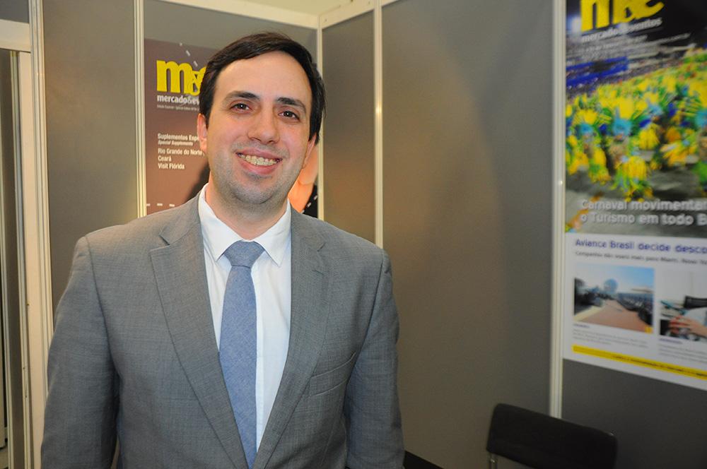 André Dias, secretário adjunto do Pará
