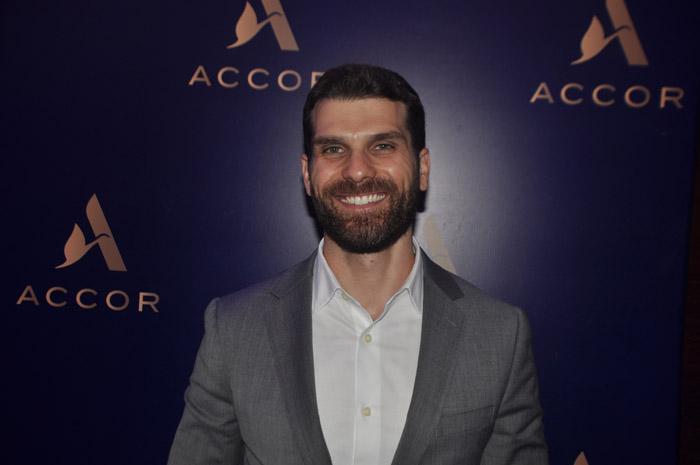 Andre Sena, novo CDO da Accor