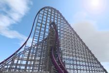 Busch Gardens inaugura montanha-russa híbrida mais rápida e íngreme do mundo em 2020