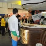 Bar Brasil revelou a culinária brasileira no estande da Embratur