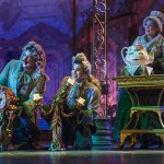 Beauty and the Beast, novo show do Disney Dream
