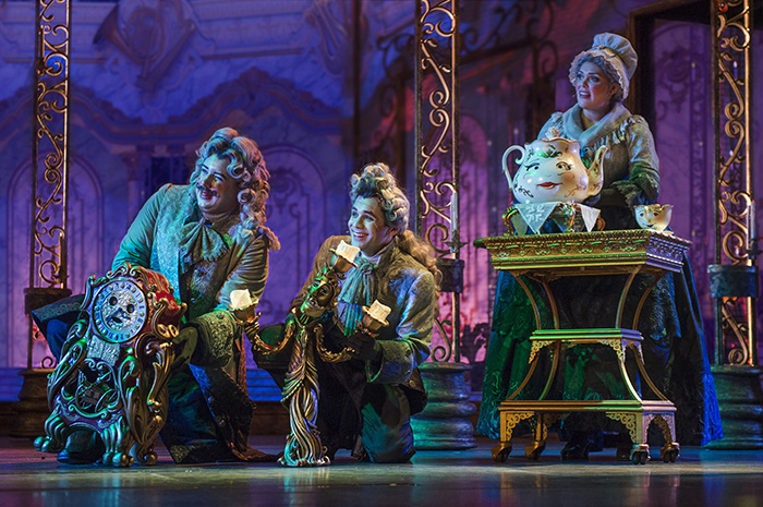 Show Beauty and the Beast no Disney Dream