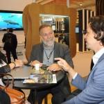 Bruno Giovanni, do RIOgaleão, e Francisco Guarisa tiveram uma importante reunião na TAP sobre o programa de Stopover