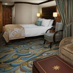 Cabine Concierge do Disney Dream