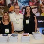 Ceci Santos, Frederico e Heloiza Levy, da Interpoint