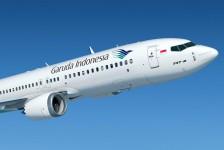 Garuda Indonesia está prestes a cancelar encomenda de B737 MAX