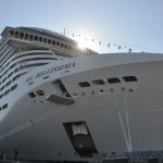 No início de março, a MSC Cruzeiros inaugurou o MSC Bellissima, segundo navio da classe Meraviglia