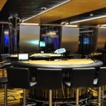 Mesa de apostas do Casino