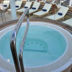 Jacuzzi do Yatch Club