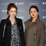 Laura Prandi e Dayana Santana, da Dreamlines