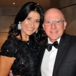 Patty e Aldo Leone da Agaxtur durante evento
