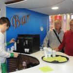 Dia de público final, Bar Brasil seguirá movimentado