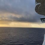 Disney Dream em navegação nas Bahamas