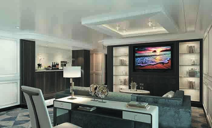 Distinctive Suites