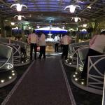 Echanted Garden, uma das opções para jantar no Disney Dream