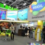 Estande do Brasil uma vez mais é destaque na ITB 2019