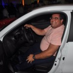 Everaldo Natalino levou para casa o carro 0 km