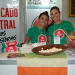 Fabiana Bessa e Julia Venuto, do Mercado Central de BH