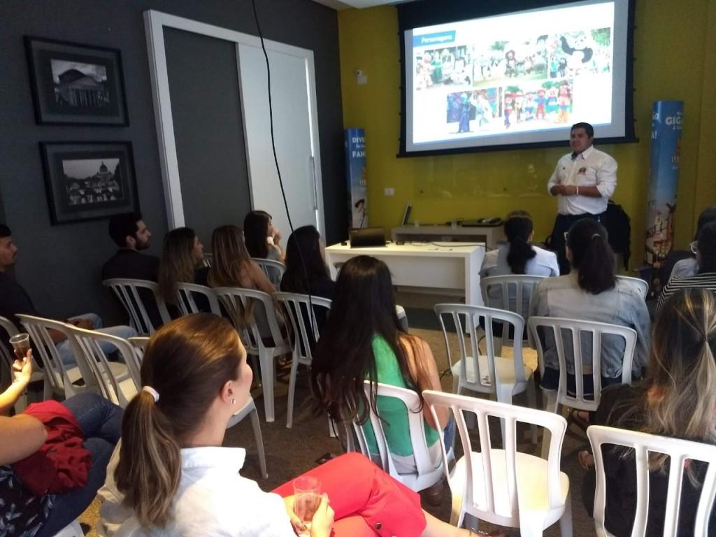 Primeiro semestre do projeto de treinamento do trade turístico passará pelos estados do Rio de Janeiro, São Paulo, Minas Gerais, Goiás, Espírito Santo, Rio Grande do Sul, Paraná e Santa Catarina