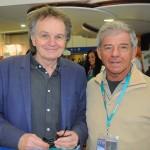 Gareth Lyons, da Senderos, e Enrique Litman, da Praia do Rosa-SC