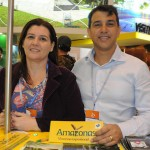 Gisele Falabella e Fábio Cunha, de Amazonas