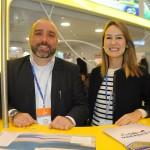 Hugo Neiva e Christiane Müller, do Maranhão