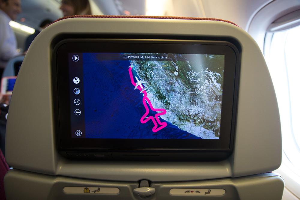 Imagem FlightRadar