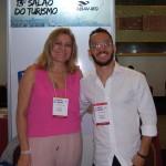 Iris e Gabriel Braga, da Decálogo Turismo