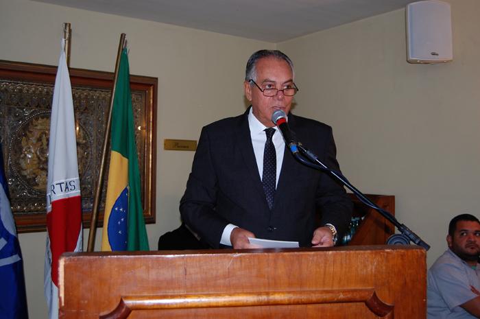 José Maurício de Miranda Gomes, presidente Abav-MG
