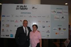 Coquetel encerra 13º Salão do Turismo de Minas Gerais