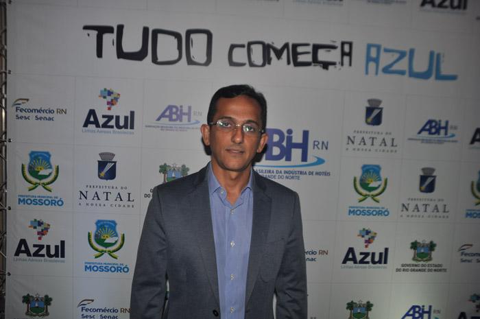 José Odecio Junior, presidente da ABIH-RN