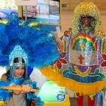 Josy Caxiado e Cleison Barros, de Pernambuco