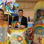 Jozy Caxiado, Diogo Beltrão e Cleison Barros, de Pernambuco