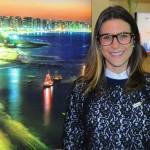 Livia Rolim, coordenadora de Marketing da Setur-CE