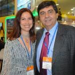 Luciana de Lamare e Liberato de Souza, do RJ