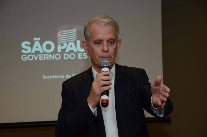 Marcelo Lima Costa, secretário executivo da Secretaria estadual de Turismo de São Paulo falou sobre os desafios da nova gestão