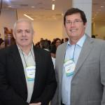 Nilton Tavone e Luiz Moura Jr., da Europcar