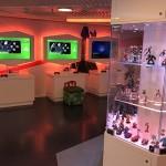 No Disney's Oceaneer Club também há uma sala com opções de jogos eletrônicos