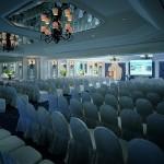 O hotel conta com nove salas de reunião voltado para o mercado corporativo